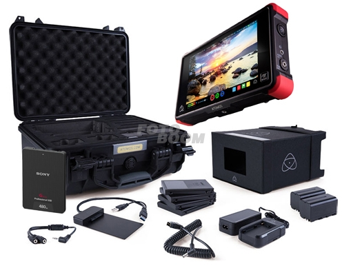 NINJA FLAME Travel Case + Accesory KIT + 480Gb