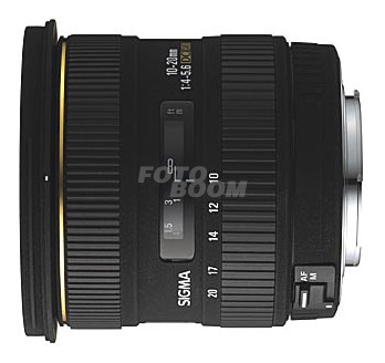 10-20mm f/4-5.6EX DC HSM Canon