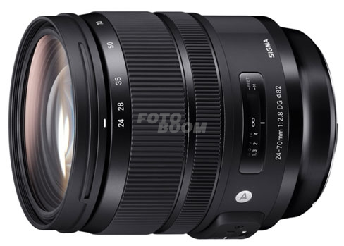 24-70mm f/2.8 DG OS HSM (A) Canon