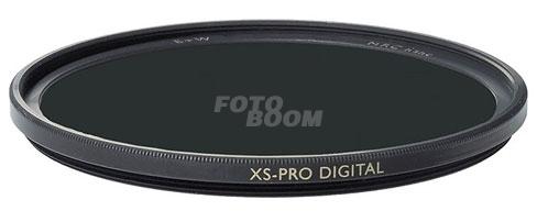 B+W XS-Pro Densidad Neutra ND 3.0 810, Nano, 39 mm Filtro