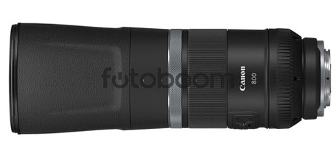 800mm f/11 RF IS STM