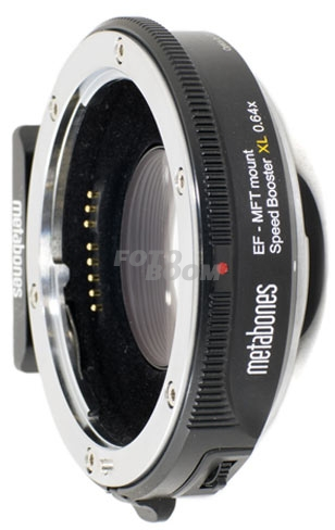Canon EF Lens Speed Booster XL 0.64x a cuerpo MFT