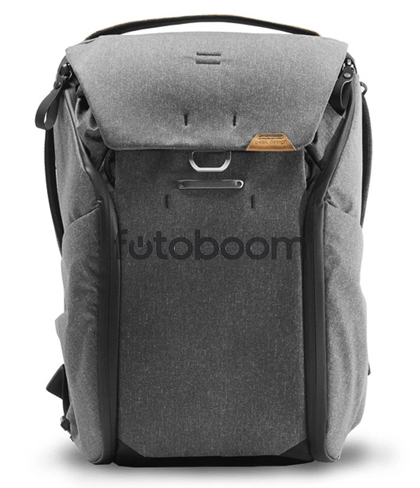 Everyday Backpack 20L V2 (Gris Carbón)