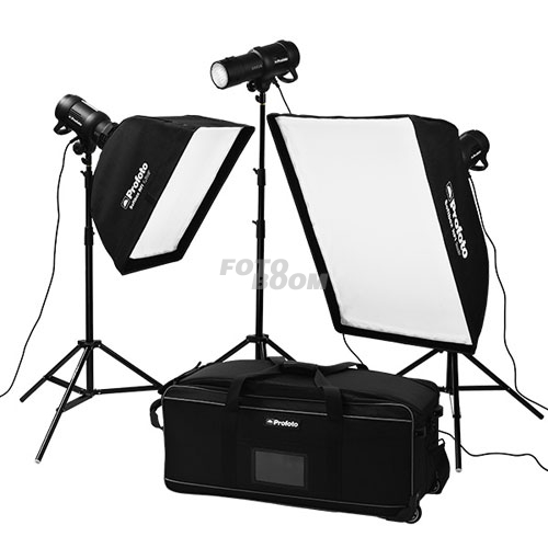 D1 Studio Kit 500/500/1000 AIR Remote
