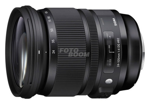 24-105mm f/4.0 DG OS HSM (A) Canon