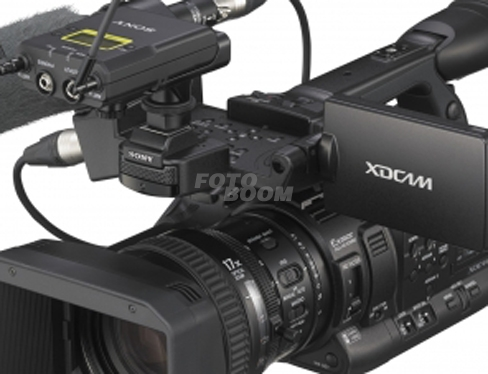 PXW-X200 +SBS-32Gb+MEAD-SD02+SDXC 64Gb 170Mb/s Estudiantes