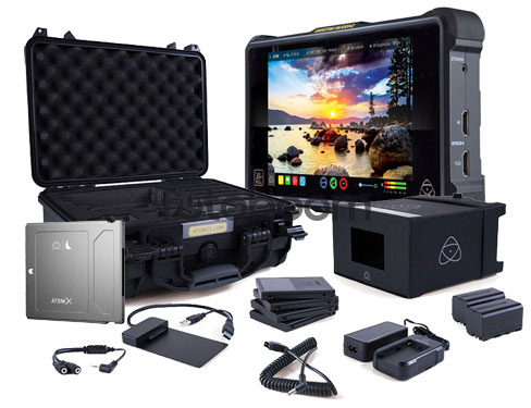 SHOGUN INFERNO Travel Case + Accesory KIT + 1Tb
